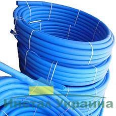 VSPlast Труба ПЭ для питьевой воды (голубая) ф 32x2.2мм, 200мп, 8 атм (Польша)