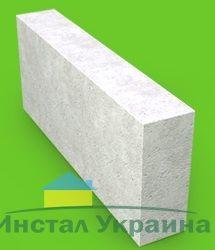Газобетон Стоунлайт блок для перегородок D500 150/200/600