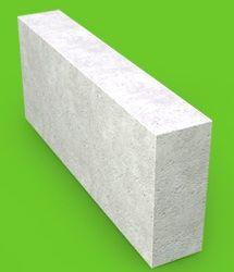 Газобетон Стоунлайт блок для перегородок D500 75/200/600