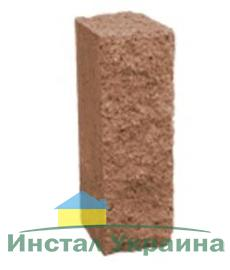 Столбик декоративный 250х100х60 (персиковый)