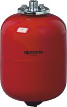 Расширительный бак Aquasystem VR 35 (без ножек, фланец 145)