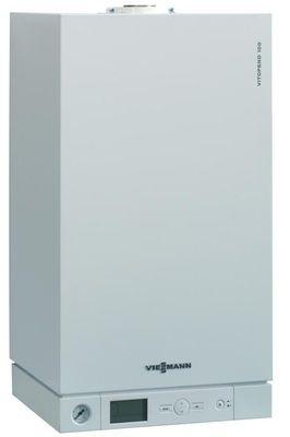 Газовый котел Viessmann Vitopend 100 WH1D518 (Atmo) 27 кВт, Двухконтурный цена