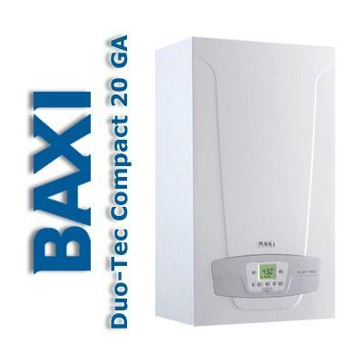Baxi DUO-TEC COMPACT 20 GA цена