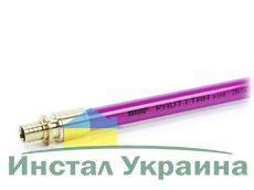 Труба Rehau Rautitan pink (PE-Xa) 40х5,5 мм, отрезки 6 м (136082-006)