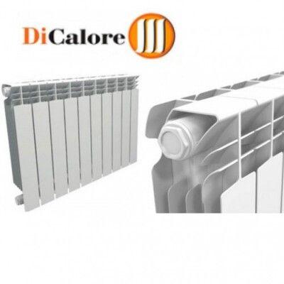 Радиатор биметаллический DICALORE Bimetal 500 цены