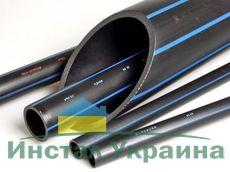 VSPlast Труба ПЭ для питьевой воды ф 40x2.0 мм PN 6