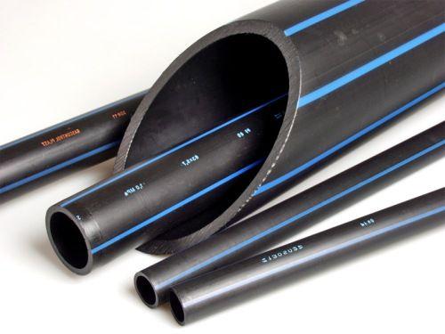 VSPlast Труба ПЭ для питьевой воды ф 50x3.7 мм PN 10