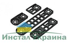 KAN Плитка монтажная - полимерная - двойная (L=50 мм) 6090.080