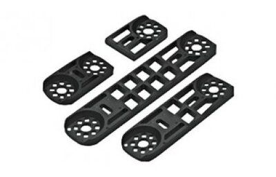 KAN Плитка монтажная - полимерная - двойная (L=80 мм) 6090.070 цена