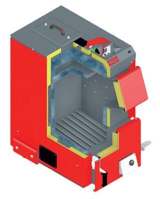 Твердотопливный котел Defro DELTA PLUS 28 кВт цены