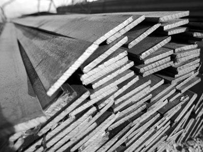 Стальная катаная полоса 30х5 мм. Длина 6м. цена
