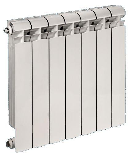 Радиатор алюминиевый Global VOX Extra 500x100