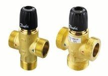 Danfoss Термостатический смесительный клапан TVM-H 25 1 1/4`