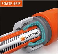 """Поливочный Шланг из ПВХ Gardena Premium SuperFLEX 13 мм (1/2"""")(18093) 1м."""