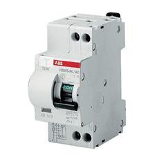 ABB Дифференциальный автоматический выключатель DS951C-16-30AC, 2Р, 16А, 30mА, C, 6kA (16021377)
