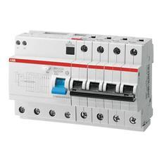 ABB Дифференциальный автоматический выключатель DS204 AC-C20/0,03, 3L+N, 10 kA (2CSR254001R1204)