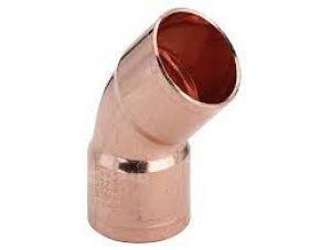 Sanha (медь) Колено 45* 5041 06мм (ВВ) цены