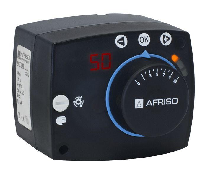 ACT343 привод-контроллер, 230В, 120 сек., 6 Нм, 0..+99С (1534300)