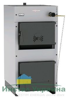 Твердотопливный котел Viessmann WBS Ligna 110