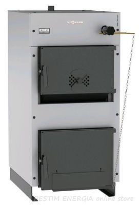 Твердотопливный котел Viessmann WBS Ligna 90 цены