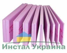 Австротерм 1250*600*20 мм, Экструдированный пенополистирол (0,75м2)