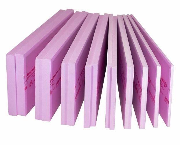 Австротерм 1250*600*30 мм, Экструдированный пенополистирол (0,75м2)