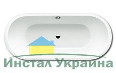 Стальная ванна Kaldewei Classic Duo Oval 180x80 mod 111
