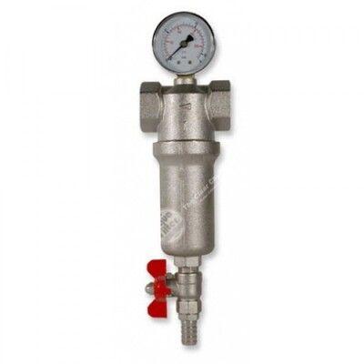 Самопромывной осадочный фильтр Aquafilter FHMB34 цены