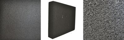 Пеностекло в плитах (паропроницаемое) -650 мм х 450 мм (450мм х 450мм) 60 мм цена