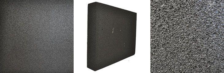 Пеностекло в плитах (паропроницаемое) -650 мм х 450 мм (450мм х 450мм) 40 мм