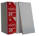 купить Пенопласт Сонант ПСБС -35 (20-22 кг/м3) 1000х500х20мм