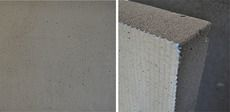 Пеностекло обработанное в плитах оштукатуренное 650 мм х 450 мм