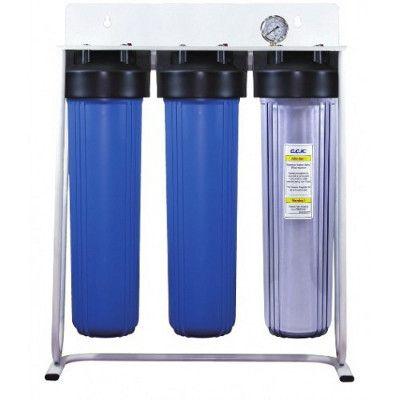 Водоочиститель 3-стадийный системы Биг Блю цена