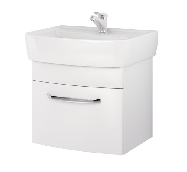 Умывальник Cersanit Pure 55 мебельный