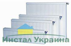 Радиатор стальной панельный VKV33 600x2200 Vaillant (7179 Вт)