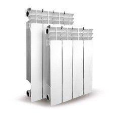 Радиатор алюминиевый OCEAN 570*70 SH-I-500S AL