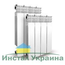 Радиатор алюминиевый AL-CAMINO 570x96x80 IT