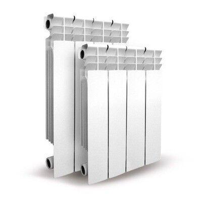 Радиатор алюминиевый AL-CAMINO 570x96x80 IT цена