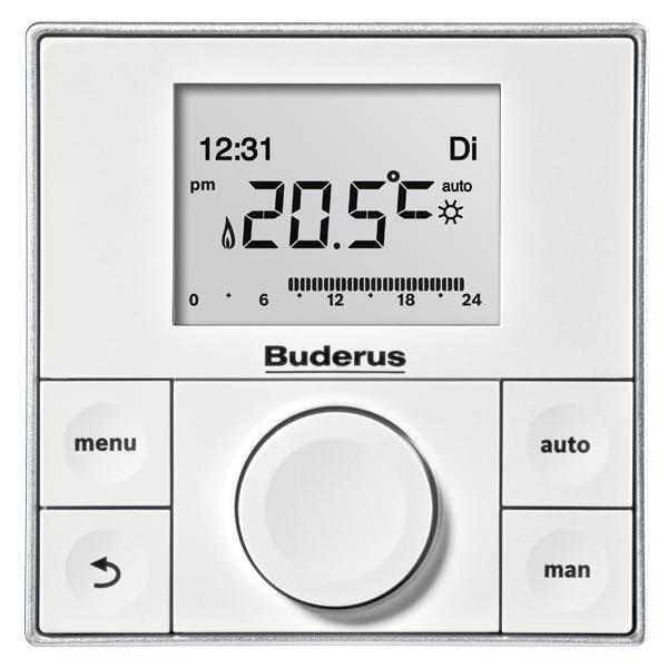 Пульт управления настенным котлом Buderus Logamatic RC200 / EMS Plus