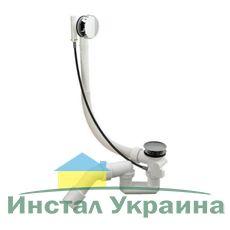 Сифон для ванны Viega Simplex автомат, хром