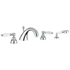 Смеситель для ванны Emmevi DECO ceramica CR121120