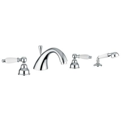Смеситель для ванны Emmevi DECO ceramica CR121120 цена