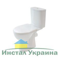 Унитаз Kolo Freja 3/6л с сидением дюропласт, Soft-close
