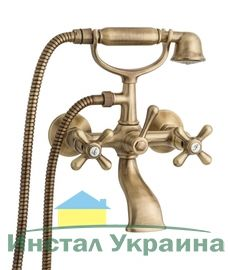 Смеситель для ванны Emmevi DECO classic BR12011