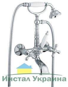 Смеситель для ванны Emmevi DECO old CR12611 высокий