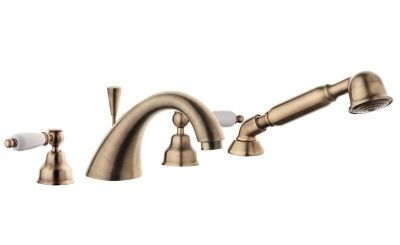 Смеситель для ванны Emmevi DECO ceramica BR121120 цена