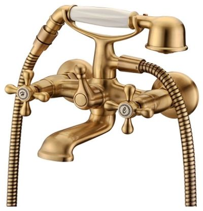 Смеситель для ванны Mixxen РОМА MXAL0355BR