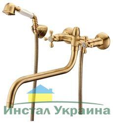 Смеситель для ванны Mixxen РОМА MXAL0357BR