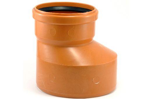 Мпласт Редукция DN 400/200 для наружной канализации
