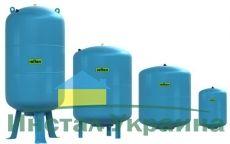 Гидроаккумулятор вертикальный Reflex Refix DE 7306600 100L DE (cиний) 10 бар (мембрана сменная)